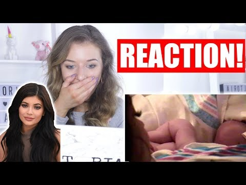 REACTING 'TO OUR DAUGHTER'   KYLIE JENNER!