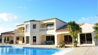 preview picture of video 'Vente maison Arcachon quartier de la Hume, annonces immobilières particulier'