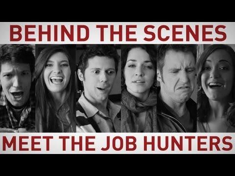 Pohled do zákulisí seriálu Job Hunters