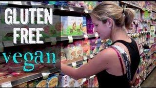 Gluten Free Vegan Grocery Haul ★ Vegan MoFo