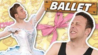 BALLET SHOW OPVOEREN! Nailed it #11
