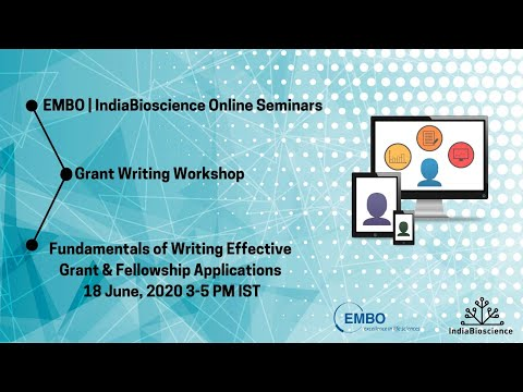 Fundamentals of Writing Effective Grant and Fellowship Applications ...