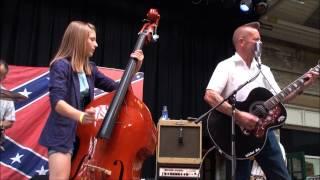 Black Cat Trio & Donna ''For Ever Much To Long'' Sound Check @ Tutti Frutti Festival Morecambe 2013