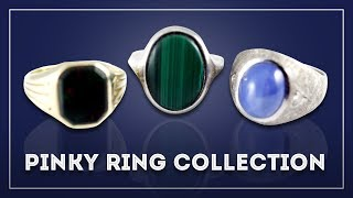 Mens Ring & Pinky Ring Collection - Gentlemans Gazette