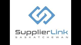Introducing SupplierLink Saskatchewan