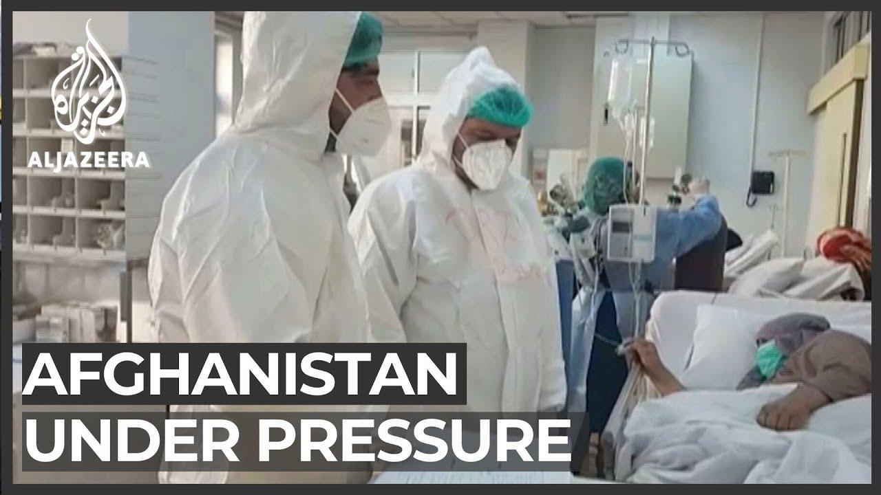Update Status COVID-19 Terkini di Afghanistan