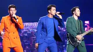 Only Human   Jonas Brothers   Happiness Begins Concert Tour   TD Garden   Boston, MA [8172019]
