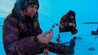 Рыболовные базы в ханты мансийском округе зимой