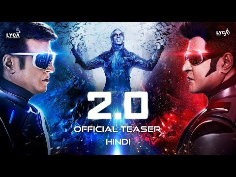Download 2.0 - Official Teaser [Hindi] | Rajinikanth | Akshay Kumar | A R Rahman | Shankar | Subaskaran HD Mp4 3GP Video and MP3
