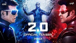 2.0 - Official Hindi Teaser