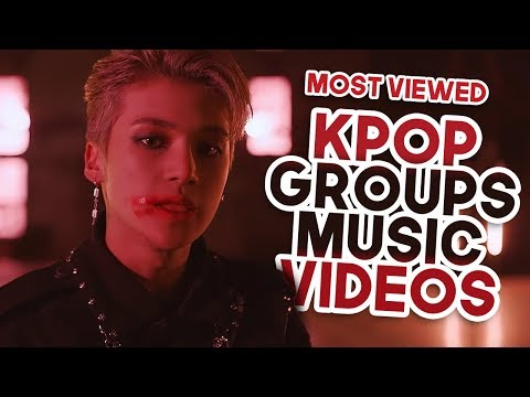 «TOP 20» MOST VIEWED KPOP GROUPS MUSIC VIDEOS OF 2019 (February, Week 2)
