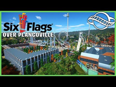 Six Flags over Plancoville! Park Spotlight 213: Planet Coaster