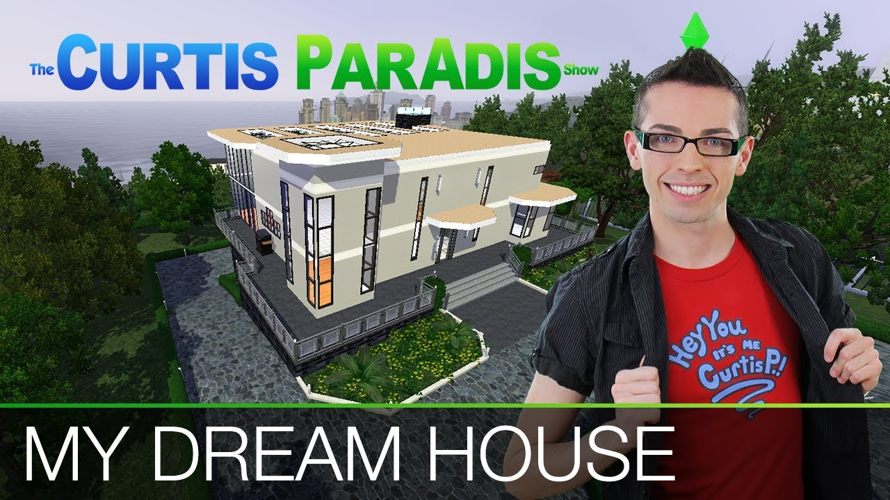 A Video Game Dream House, Built Before Your Eyes In Hyper-Speed