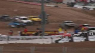 Robby Woods Crash  Lucas Oil Off Road Racing Series
