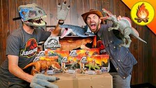Jurassic World: UNBOXED!