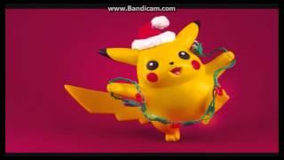 Pokemon Christmas 01 Must be Santa Clause