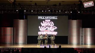 T.eenagers - Canada (Gold Medalist Junior Division) @ #HHI2016 World Prelims