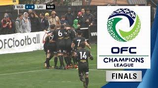 TEAM WELLINGTON V LAUTOKA FC  |  OFC Champions League 2018 Final - Leg 1 Highlights