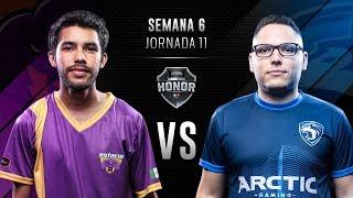 ESTORM VS ARCTIC GAMING MX | Jornada 11 | División de Honor 2019 - Clausura