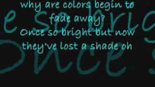 Colors - Christopher (with lyrics)