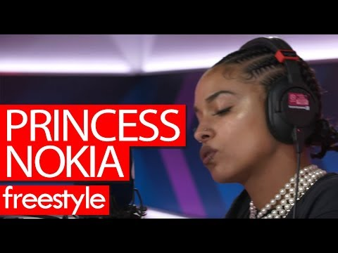 Princess Nokia hot freestyle on classic Missy 'The Rain (Supa Dupa Fly)' Westwood