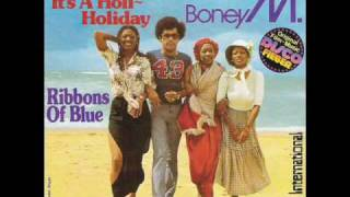 """BONEY M. """"Hooray Hooray It's A Holi-Holiday"""""""