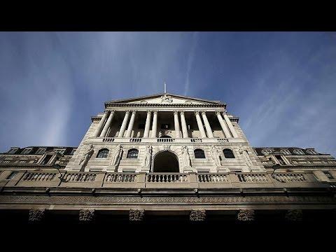 Αμετάβλητα τα επιτόκια της Τράπεζας της Αγγλίας – economy