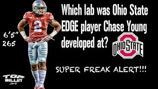 Ohio State X&Os: LAB-CREATED Chase Young set to EXPLODE!!!