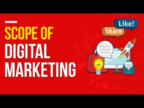 The Scope Of Digital Marketing
