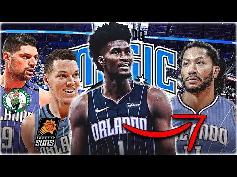 Jonathan Isaac Out…Seriously. Lets Rebuild The Orlando Magic. They Need Help.