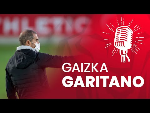 🎙️ Gaizka Garitano | pre Getafe – Athletic Club | J11 LaLiga 2020-21