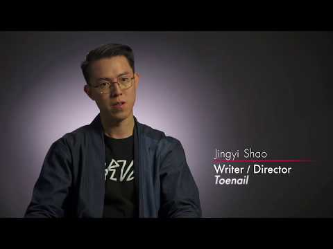 2017 APA Visionaries Short Film Series: Jingyi Shao on Toenail