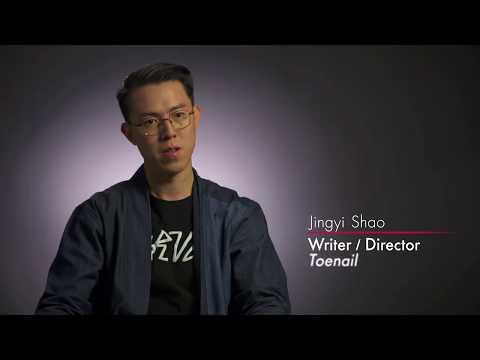 2017 APA Visionaries Short Film Series: Jingyi Shao on Toenail
