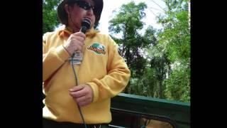 preview picture of video 'Iguazu Falls, Jungle Trails, Eco Train, And Boat Trip, Argentina, 2012'