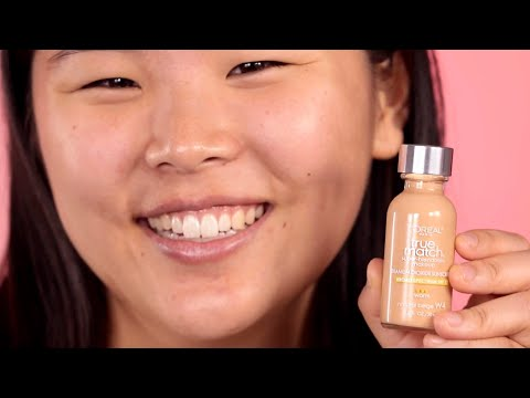Perfect Foundation Shade With True Match