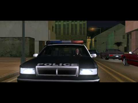 Клип ''Опа мусора'' GTA SA