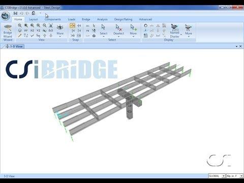 Design of Steel Girder Bridges