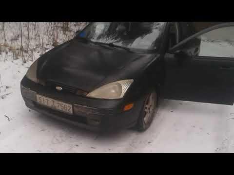 Фото к видео: Немного о Ford Focus 1 USA 2.0 Split Port АКПП