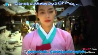 [Vietsub + Kara] Love is you - K.will - Arang and the magistrate OST