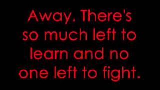 Broken - Seether Ft Amy Lee Lyrics!!