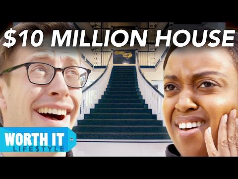 $568K House Vs. $10 Million House