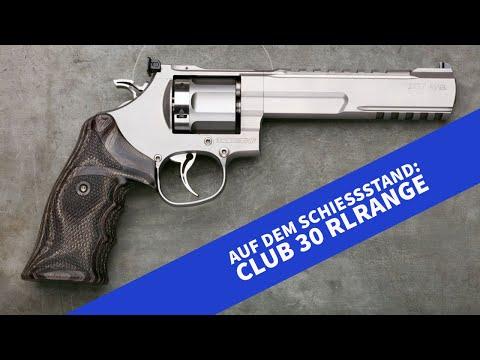 Club 30 Germany: Test und Videos: Club 30 Germany RLrange – was leistet der erste Revolver der Büchsenmachervereinigung in unserem Testprogramm?