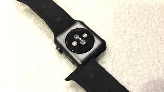 Quick Tip #5 - How to Remove/Swap bands on Apple Watch