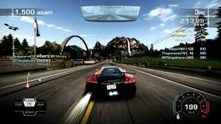 Need for Speed - Hot Pursuit 2010 PC online gameplay