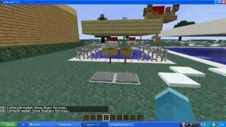 Minecraft-Kelepir Satılık VİLLA