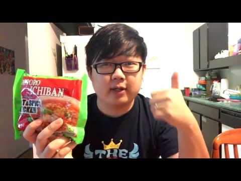 Let's Eat 3 Types of Instant Ramen (Fragrant Mushroom Chicken, Hot and Spicy Chicken, Spicy Shrimp)