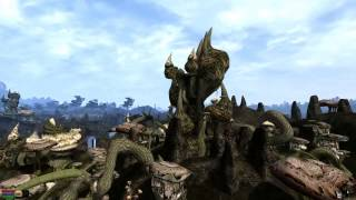 Morrowind in Flight