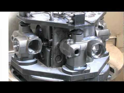 Tecnología de sujeción hidráulica - dispositivos de sujeción giratorios
