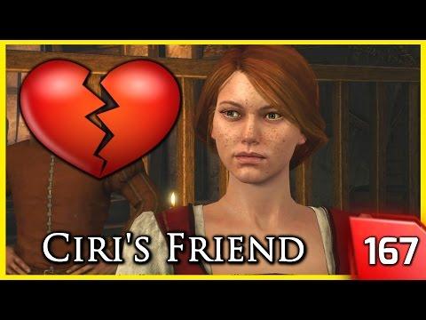 The Witcher 3 Wild Hunt Walkthrough - Witcher 3 ▻ Triss