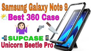 SUPCASE Unicorn Beetle Pro for Samsung Galaxy Note 9